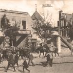 Powstaje szlak frontu wschodniego I wojny światowej