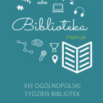 XIII Tydzień Bibliotek