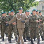 Ze Starostwa: Uroczysty apel w gołdapskim pułku