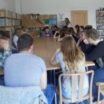 """Projekt """"Zdrowa biblioteka"""" w Powiatowej Bibliotece Pedagogicznej"""