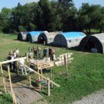 """""""Mała Gołdap"""" – tak nazwali swój obóz w Bieszczadach"""