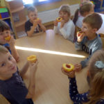 Przedszkolaki prowadzą zdrowy styl życia