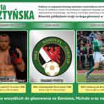 """Zagłosuj na klub roku i sportowca roku w plebiscycie """"Gazety Olsztyńskiej"""""""