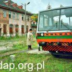 Z naszego archiwum: Ostatni przyjazd pojazdu szynowego do Gołdapi