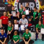 5 medali z Pucharu Europy Sekcji Jaćwing z Bań Mazurskich