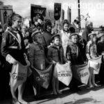 """Z naszego archiwum: 400-lecie Gołdapi i """"pierwsze imię"""" LO"""