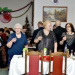 Członkowie gołdapskiego Związku Emerytów i Rencistów powitali Nowy Rok