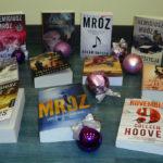 Nowości książkowe w filii bibliotecznej w Grabowie