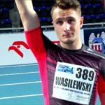 Gołdapianin wywalczył wraz kolegami zloty medal w biegu sztafetowym