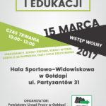 Zaproszenie na Targi Pracy i Edukacji