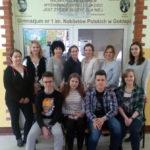Wiosenny urodzaj laureatów w Gimnazjum nr 1