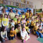 """Dzień Żółty w """"Dwójce"""" – dzień pozytywnej energii"""
