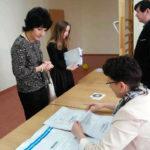 Egzaminy gołdapskich gimnazjalistów