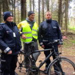 """""""Więcej ruchu, więcej zdrowia"""" z gołdapską policją"""