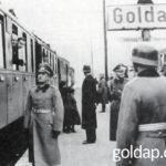 Historia: Kolej w powiecie gołdapskim w  okresie II wojny światowej