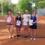 Gołdapianie na turniejach tenisowych