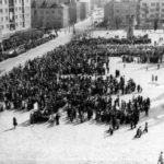 Z naszego archiwum: Pochody pierwszomajowe na 68 fotografiach