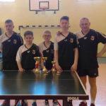 Podsumowanie rozgrywek Północnej Ligi Regionalnej tenisa stołowego