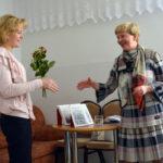 Dwa spotkania z twórczością gołdapskiej poetki