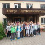Zajęcia w Stacji Hydrobiologicznej