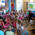 """,,Cała Polska Czyta dzieciom"""" w Przedszkolu"""
