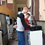 Przyjaciele Przyrody z dwójki informują: Gołdap miastem bez elektrośmieci…
