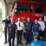 Wspieramy ochotniczą straż pożarną na Ukrainie