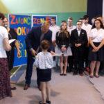 Uroczyste zakończenie roku szkolnego w Zespole Szkół w Grabowie