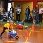 XI Olimpiada Przedszkolaka bardziej w formie zabawy niż rywalizacji