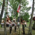 Zakosztowali obozowego życia w Mikoszewie