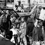 Z naszego archiwum: Na gołdapskim targu