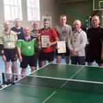 Turniej tenisa stołowego o Puchar Mera Czerniachowska