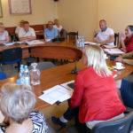 Rozmawiali o remontach gołdapskich ulic