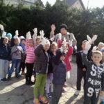 Dzieci były pełne entuzjazmu