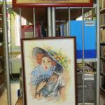 Haft krzyżykowy – wystawa