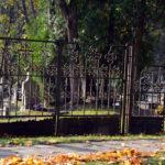 """Zbieramy na renowację bramy i ogrodzenia tak zwanego """"starego cmentarza"""""""