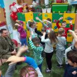 """Przyjaciele Przyrody z klasy I gołdapskiej """"Dwójki"""" informują: Las, leśnik, leśnicza w listopadzie…"""