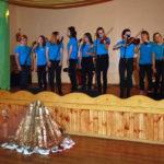 W festiwalu uczestniczyły drużyny z Bań Mazurskich i Gołdapi