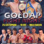 """""""Gołdap Fight Night"""" już w tę sobotę!"""