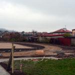 """Trwa budowa nowych boisk przy gołdapskiej """"Trójce"""""""