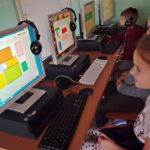 Przyjaciele Przyrody z klasy I informują: Komputery i kanapki… Poszukiwanie litery K?