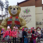 Dzieci gościły w Wiosce Świętego Mikołaja