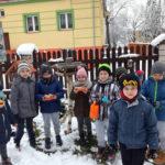 """Przyjaciele Przyrody z Ia SP2 informują: Ruszyła III edycja """"Ptasich Brzuszków"""""""