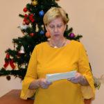 Autorka rozpoczęła spotkanie od przeczytania własnego wiersza