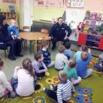"""Spotkania z dziećmi i młodzieżą w ramach """"Bezpiecznych Ferii"""""""