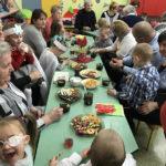 Dzień Babci i Dziadka w grupach przedszkolnych SP w Grabowie