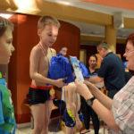 XII Zimowe Mistrzostwa Gołdapi w Pływaniu