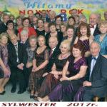 Gołdapscy seniorzy powitali Nowy Rok