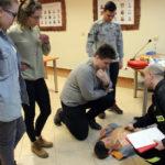 Ze Starostwa: Eliminacje powiatowe do Wojewódzkiej Olimpiady Wiedzy o Obronie Cywilnej