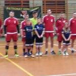 Gołdapscy piłkarze ręczni waleczni, ale bez sportowego szczęścia